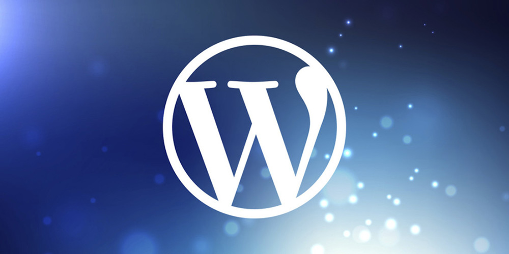 Sigla di WordPress